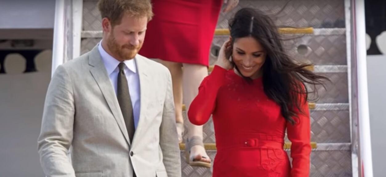 Wszystkie starania przed porodem na marne! Wielka gafa Pałacu, imię dziecka Meghan i Harry'ego już nie jest tajemnicą