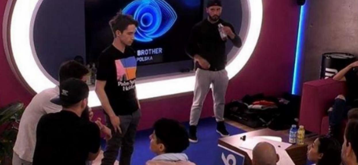 61745eb7bc4f0f Pierwszy pocałunek Łukasza w Big Brotherze. Nie uwierzycie z kim ...