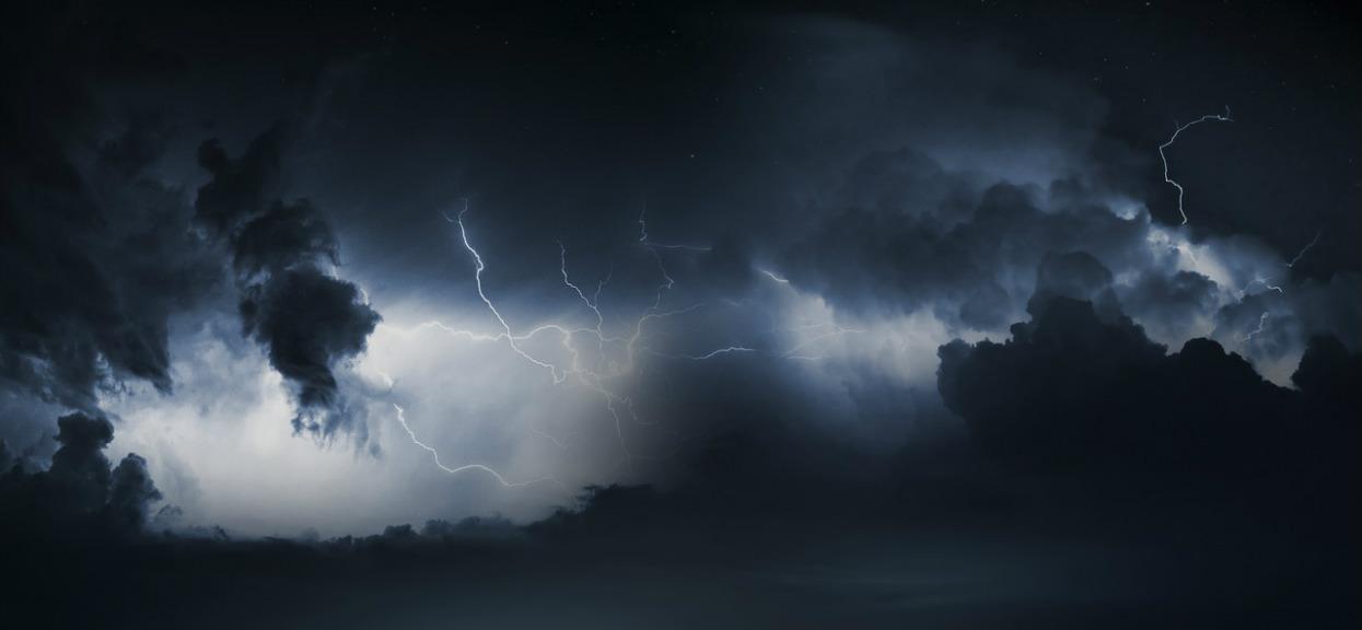 TVN: Koniec suszy. W Polskę uderzy potężna burza