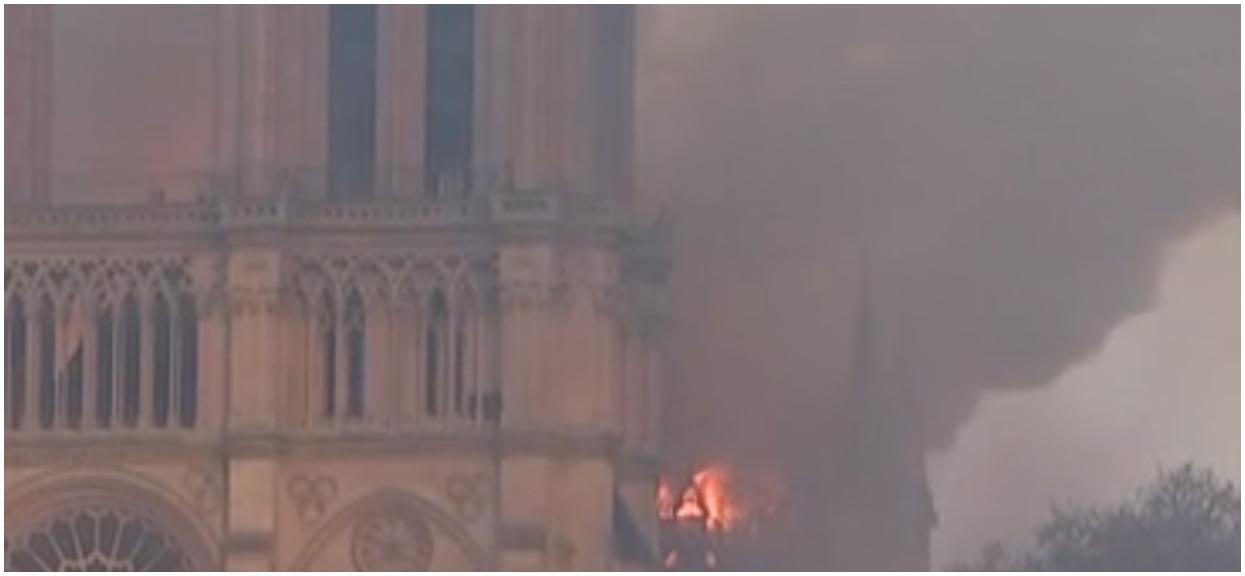 Afera wokół Notre Dame: 3 lata temu utajniono raport dot. dużego ryzyka pożaru w katedrze