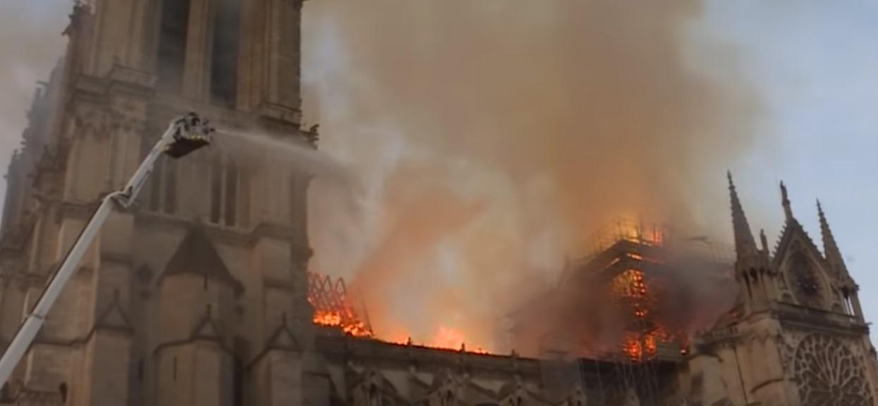 Wielki przełom w śledztwie ws. tragicznego pożaru Notre Dame. Kluczowy dowód