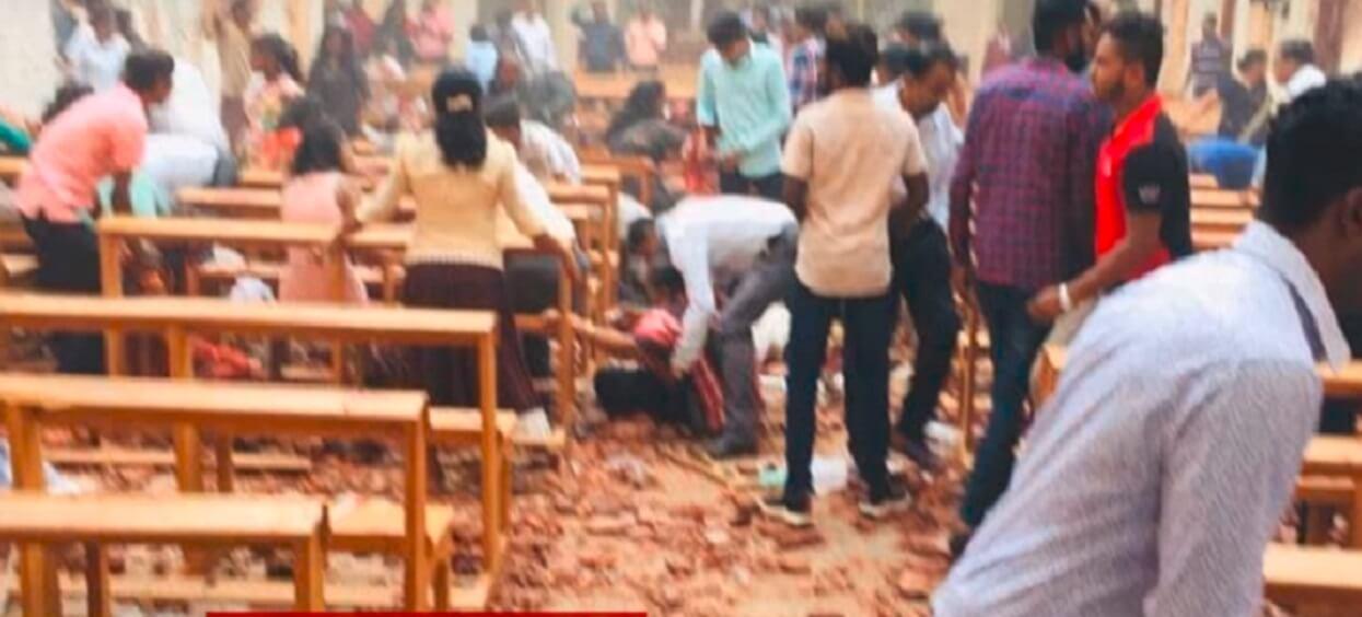 Seria ataków na kościoły w Sri Lance. Nie żyje ponad 50 osób