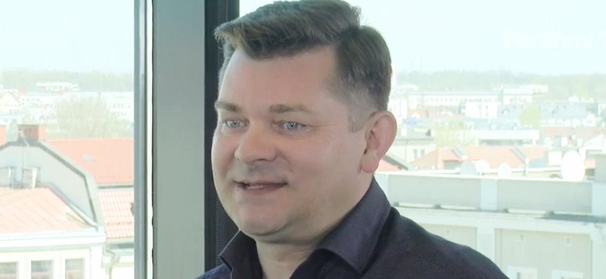 Zenek Martyniuk dziękuje mieszkańcom. Przy okazji mówi o dobroci swojego syna Daniela