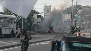 Kolejna eksplozja na Sri Lance. Trwa walka z czasem