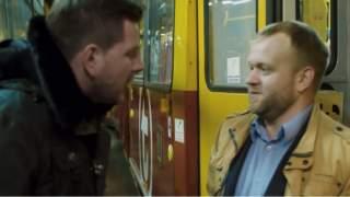Chajzer, Rusin i Kalczyńska wywołali wielkie zamieszenia w tramwaju. Wszystko pod publiczkę?