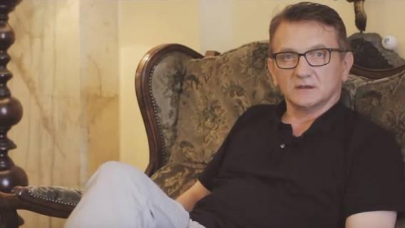 Janusz Tracz - aktor Plebanii
