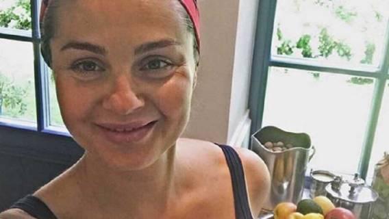 Małgorzata Socha o diecie po ciąży