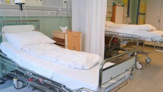 gwiazdor disco polo w szpitalu