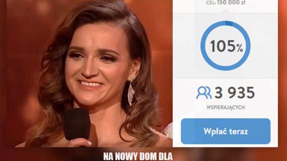 Joanna Mazur dostanie 150 000 złotych od Pikio