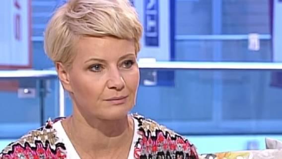 Małgorzata Kożuchowska wpis