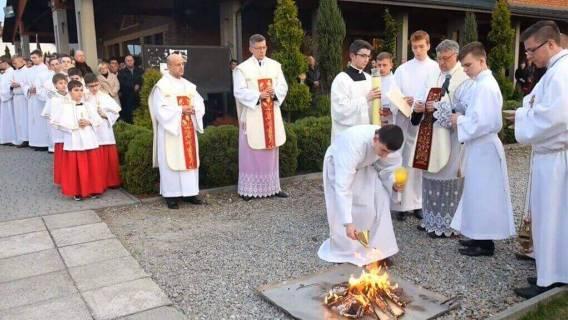 Wielka Sobota - liturgia