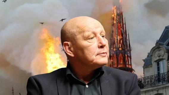 Krzysztof Jackowski o pożarze Notre Dame - ostrzega