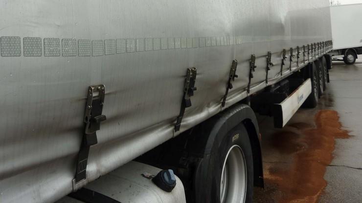 Rozpaczliwe informacje Polsatu. Z ciężarówki ciekła krew. Gdy policjanci podeszli, zamarli