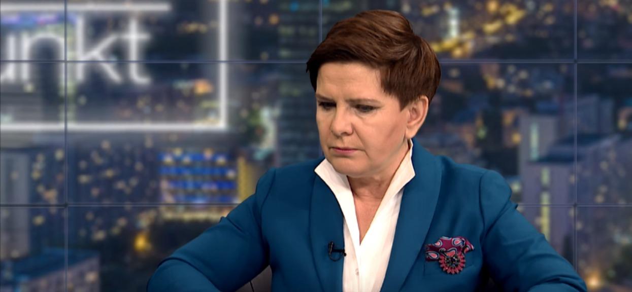 Beata Szydło wkurzyła się po tym jak wypomnieli jej niewygodną przeszłość. Tego się nie spodziewała