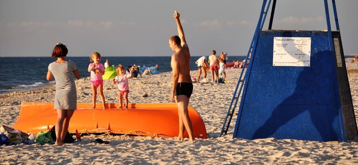 Gdzie jechać na urlop z niemowlakiem? Trzeba dopasować wakacje do dziecka