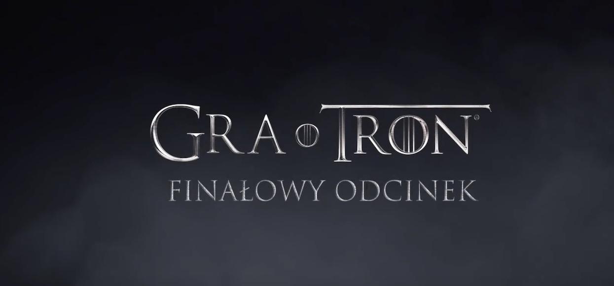 Finał Gry o Tron zaskoczył wszystkich. Skrajne opinie fanów serialu [SPOILERY]