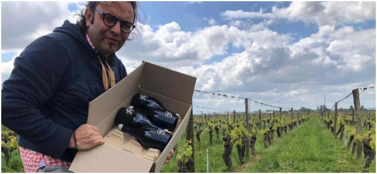 Prawdziwa tragedia przedsiębiorcy. Tysiące butelek wina do wyrzucenia