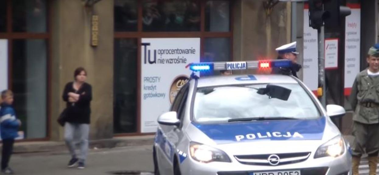 Tragiczna śmierć przy ulicy Jana Pawła II wstrząsnęła lokalną społecznością. Wszystko się nagrało