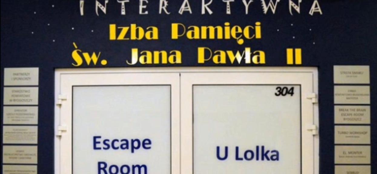 Masz godzinę, żeby uciec z pokoju Jana Pawła II. W polskim mieście powstał escape room, który podzielił społeczeństwo