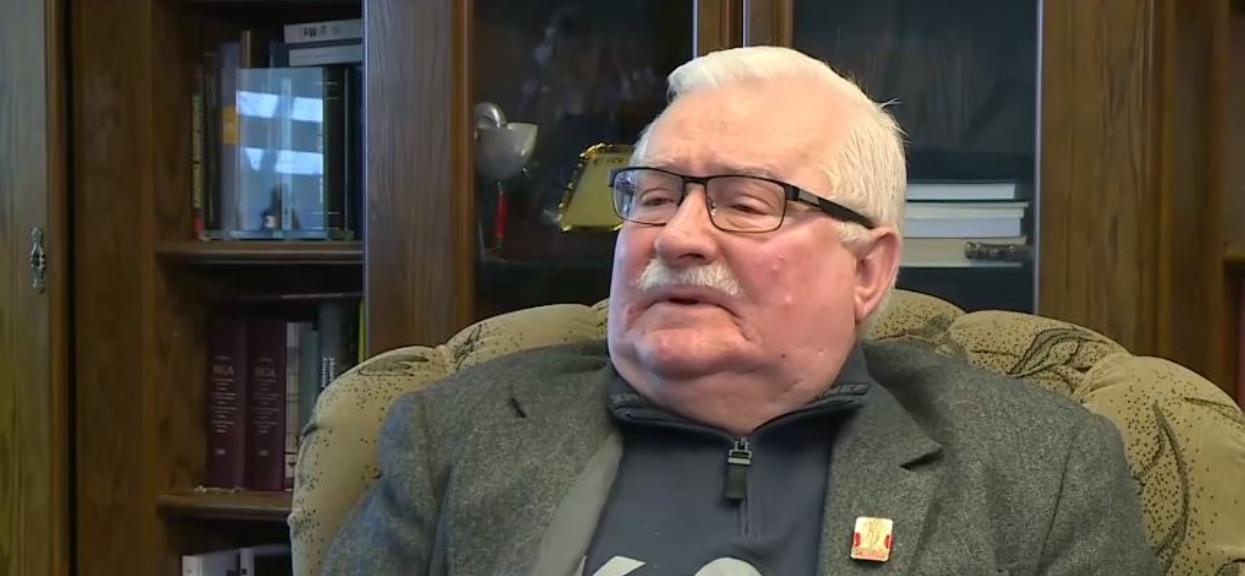 Lech Wałęsa wreszcie skomentował fakt, że jego kapelan był pedofilem. Odpowiedział z klasą