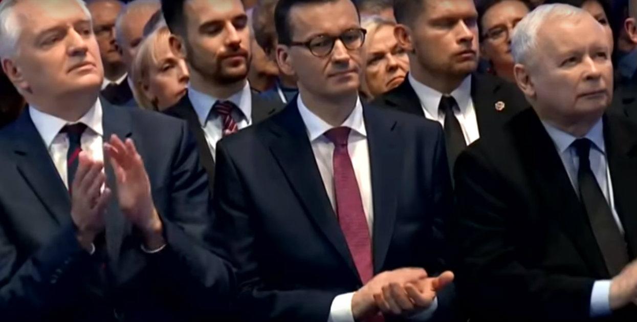 PiS już nie jest liderem. Partia Kaczyńskiego musi zadowolić się drugim miejscem