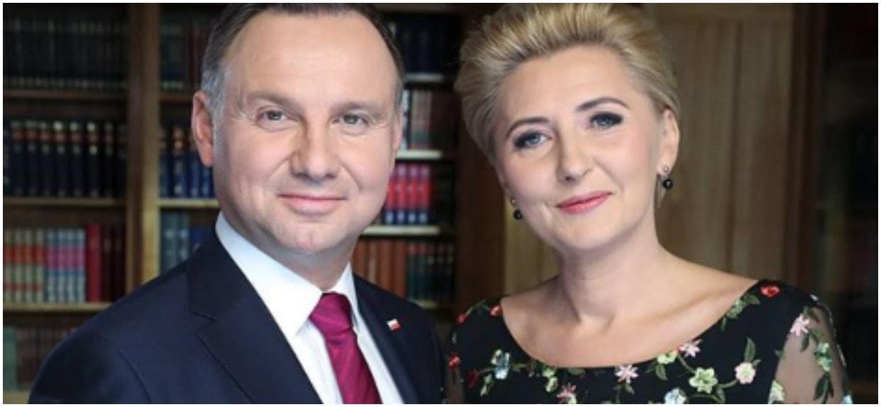 Gdzie naprawdę mieszka Agata Duda z mężem? Ogromna burza w mediach