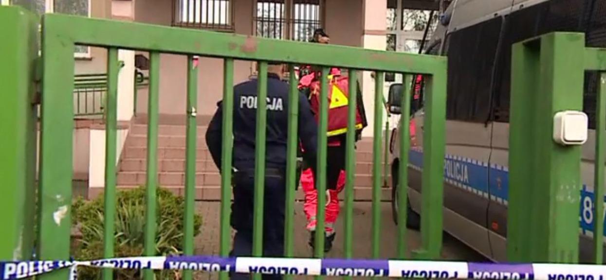 W warszawskiej szkole zamordowano nastolatka, są nowe informacje. W tle narkotyki oraz długi