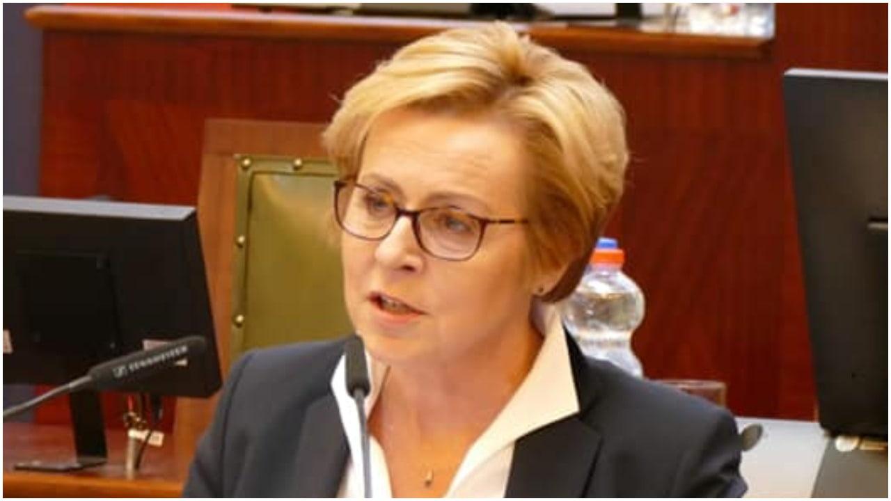 Wiśniewska nie chciała korzystać z pływalni, bo byli na niej Romowie. Ujawniono kulisy pobytu w hotelu posłanki PiS