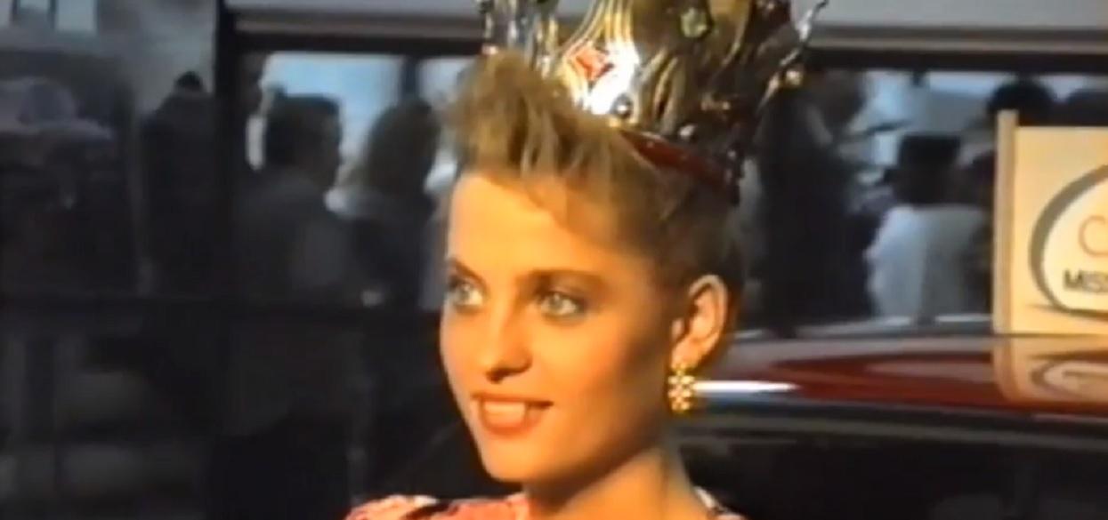 Aneta Kręglicka została Miss Świata w 1989 roku. Dziś wygląda tak, że szczęki wylądują wam na podłodze