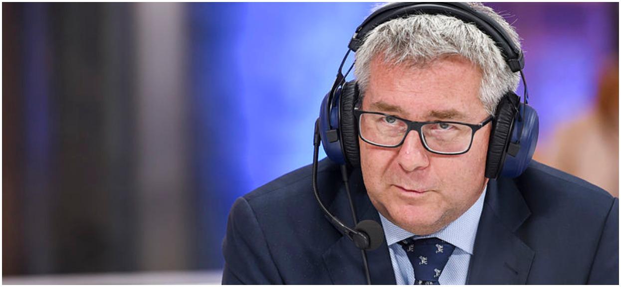 Czarnecki: Koalicja Europejska przeprosi mnie na nowych bilboardach
