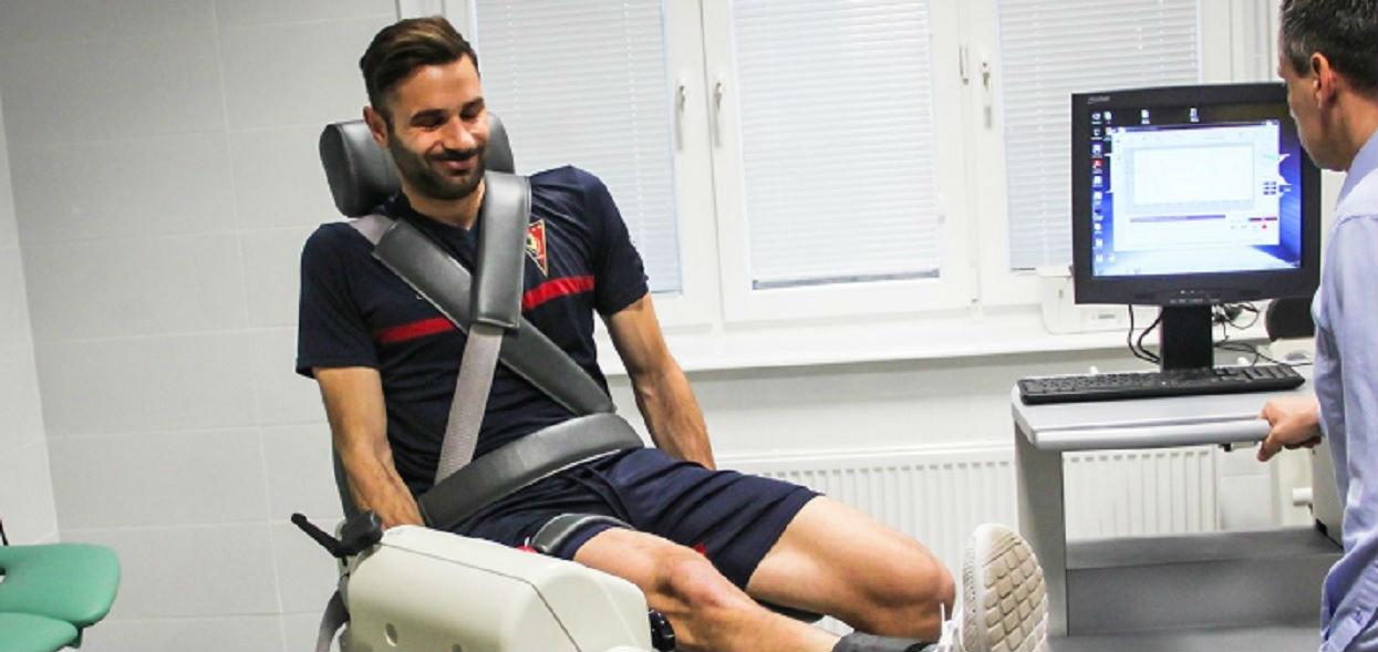 Pogoń podpisała kontrakt z napastnikiem. To potencjalna gwiazda Ekstraklasy