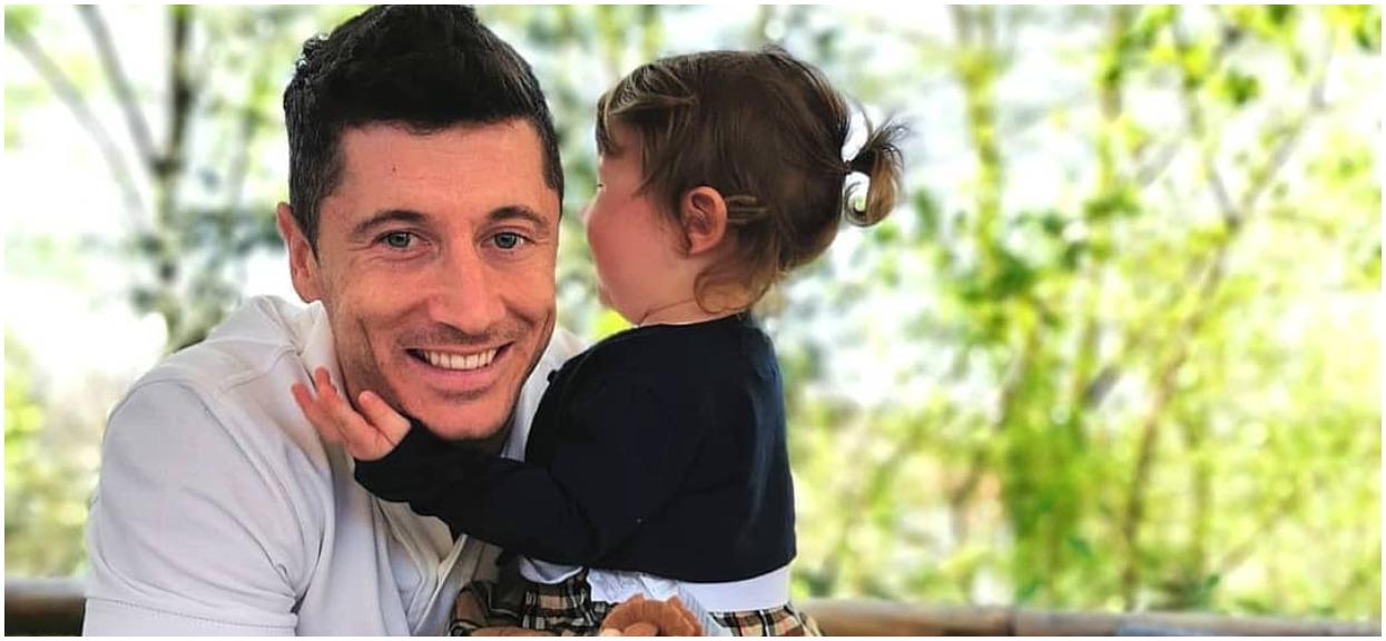 Ile Robert Lewandowski ma dzieci? Piłkarz jest szczęśliwym tatą