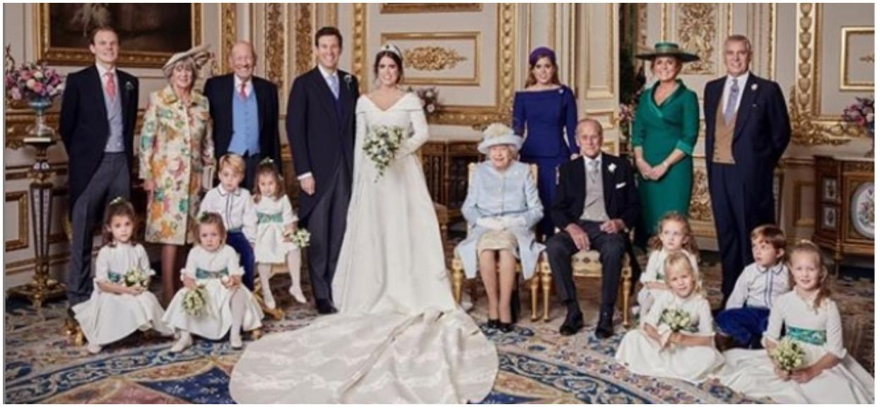 Ile Wnuków Ma Królowa Elżbieta II? Pokaźna Gromadka
