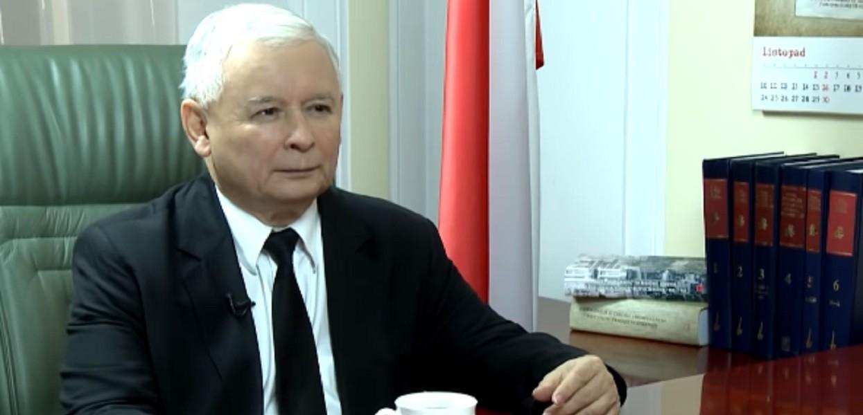 Kobiety? Kaczyński w życiu ma tylko jedną miłość. Bigos