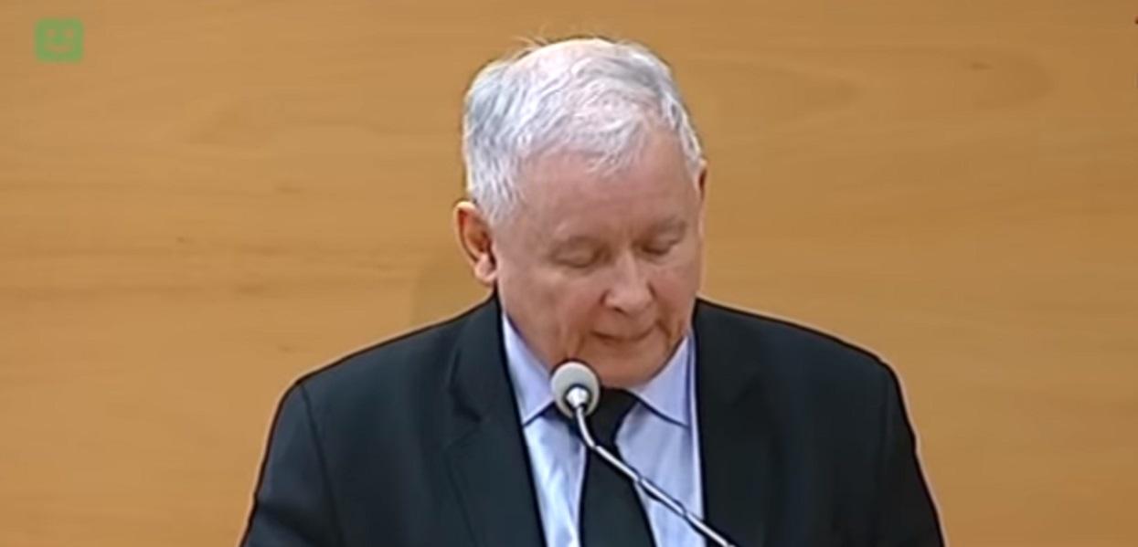 Jarosław Kaczyński grozi ukaraniem Lecha Wałęsy ws. pedofilii