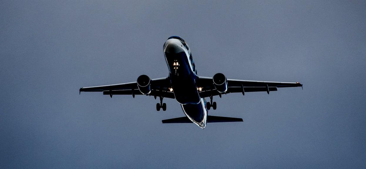 Z ostatniej chwili: Samolot pasażerski podchodził do lądowania. Nagle okazało się, że nie działają koła