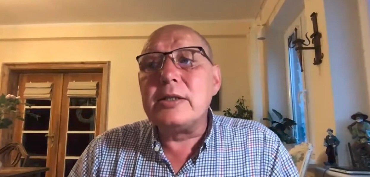 Śmiertelnie poważny Jackowski przewidział dla Polski kataklizm. Obserwatorzy anomalii pogodowych są przerażeni