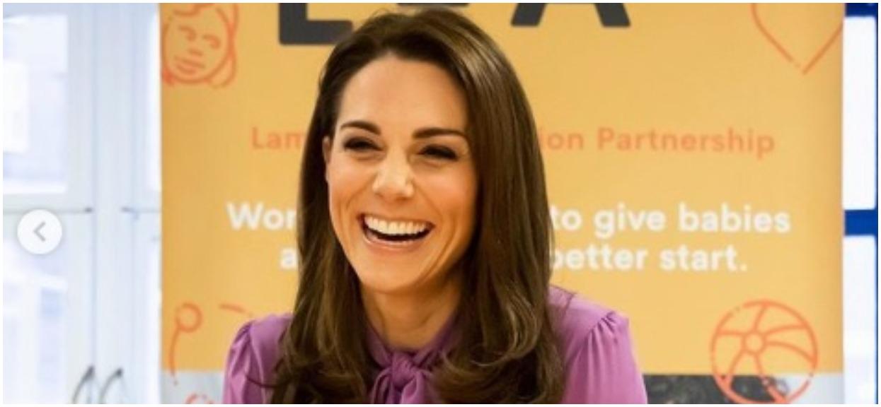 Księżna Kate oddała chwytający za serce hołd Dianie. Założyła identyczną, oszałamiająca sukienkę