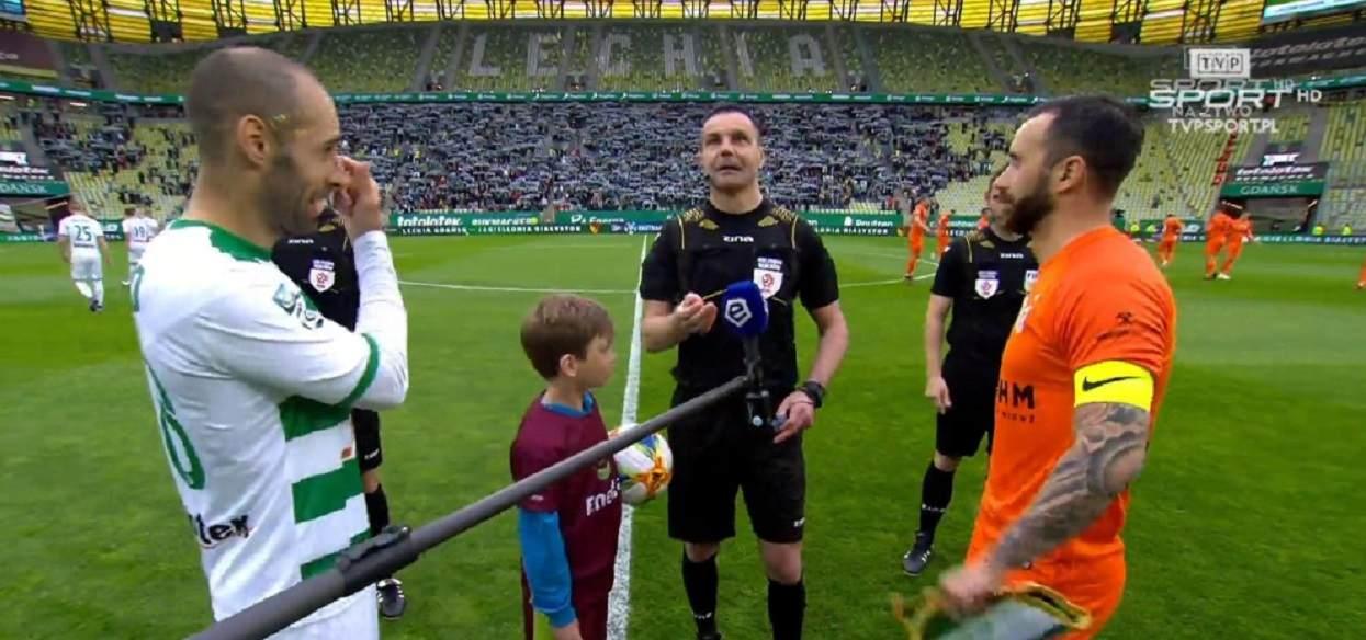 Lechia Gdańsk znów zawodzi! Biało-zieloni z coraz mniejszymi szansami na mistrzostwo