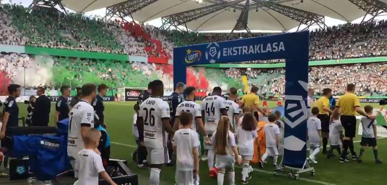 Legia Warszawa może stracić mistrzostwo na finiszu. Sensacja o krok od tytułu