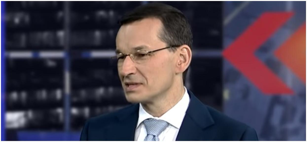 """Morawiecki: Jadę do Brukseli uczyć innych. """"Nasi poprzednicy zmarnowali 290 miliardów, odzyskamy je"""""""
