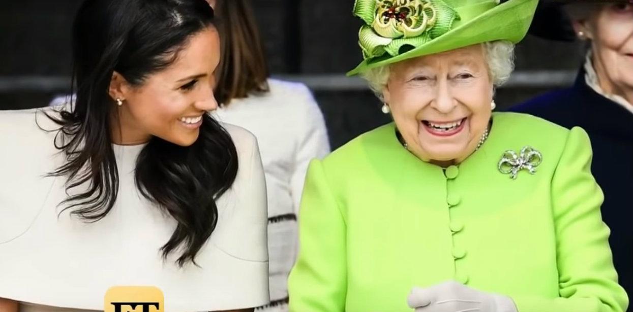 Królowa Elżbieta odwiedziła Meghan Markle. Chciała zobaczyć dziecko?