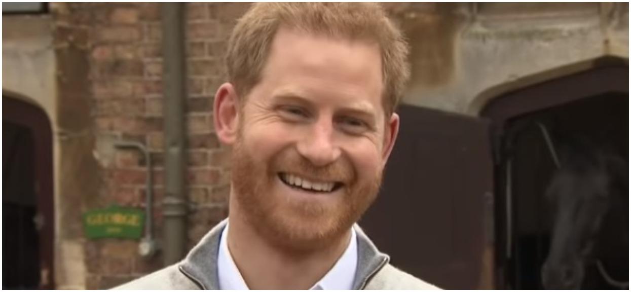 Czegoś tak zaskakującego nie spodziewał się nikt. Książe Harry otrzymał wyjątkowy prezent z okazji porodu Markle