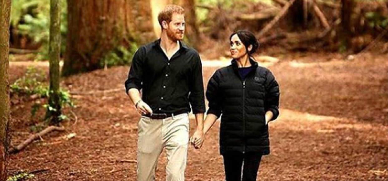 Meghan Markle i książe Harry właśnie rozpętali burzę na Instagramie. Gratulujemy, serce rośnie