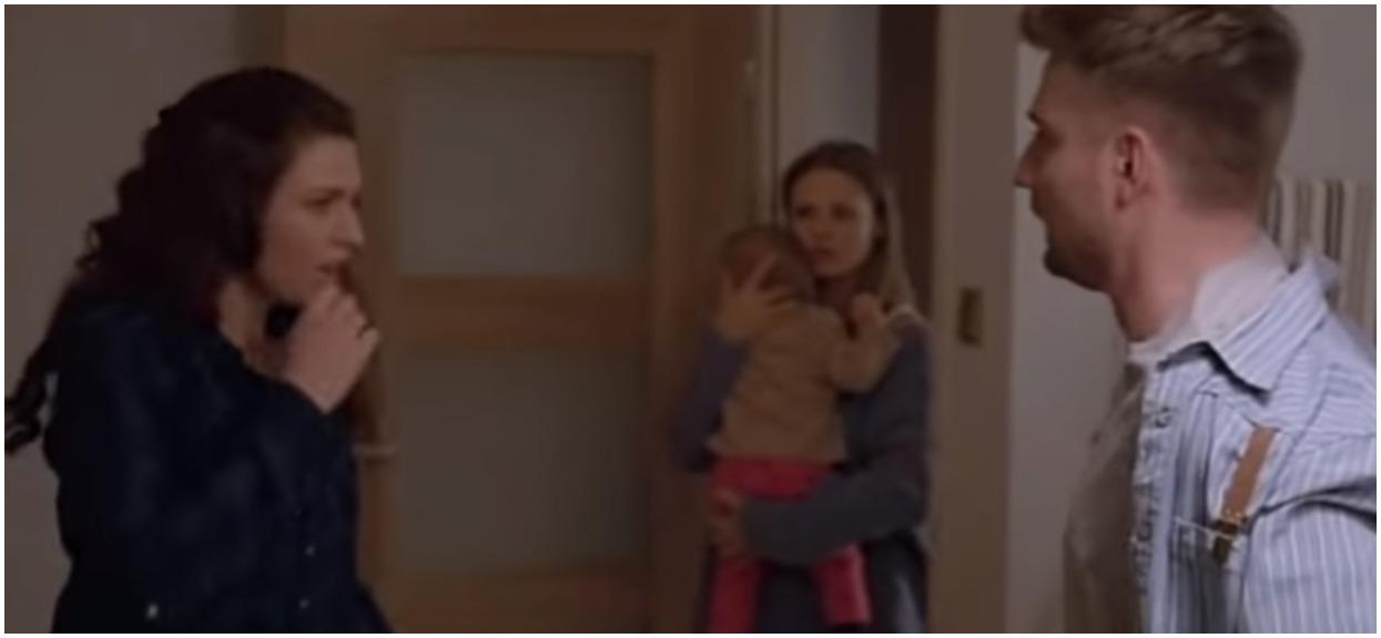 """Wszyscy patrzą tylko na brzuszek Oli z """"Na dobre i na złe"""". Aktorka jest w ciąży?!"""