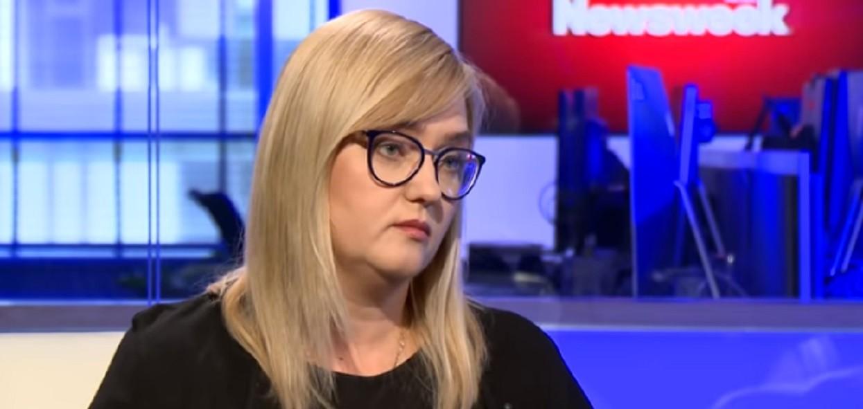 Kampania żony Adamowicza trwa. Przypadkiem gościła w tym samym mieszkaniu co jej mąż