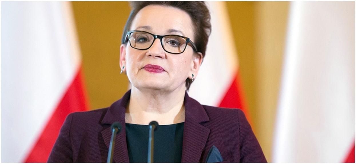 Najnowszy raport NIK miażdży reformę edukacji wprowadzoną przez Annę Zalewską