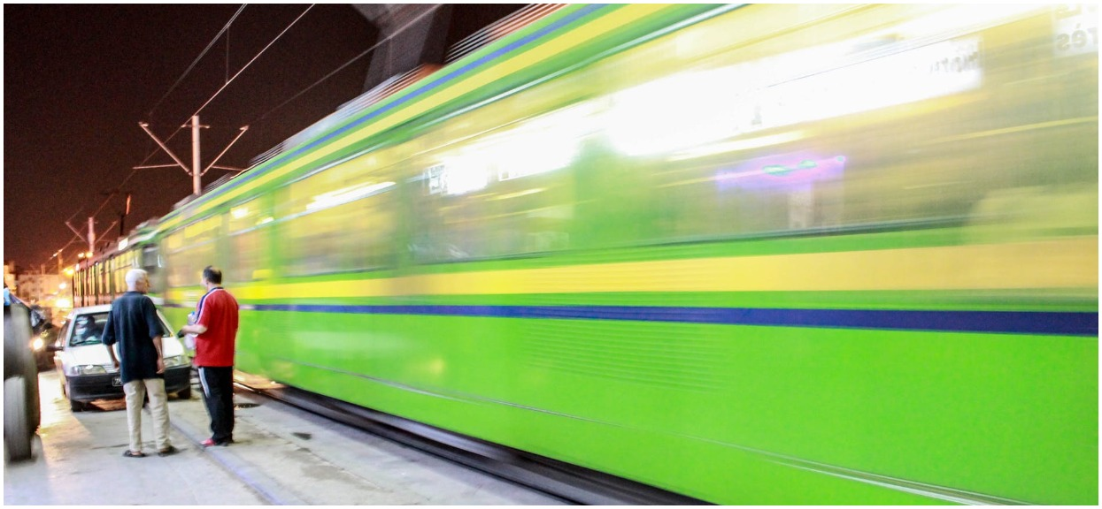 Pociąg nie zdążył wyhamować. Tragedia na torach w Gdańsku