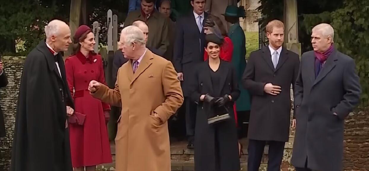 Rodzina królewska podzielona jak nigdy. Brat księżnej Kate zrobił okropne świństwo synowi Meghan i Harry'ego
