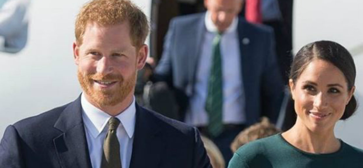 W sieci pojawiły się pierwsze zdjęcia syna Meghan i Harry'ego. Czy tak będzie wyglądać royal baby?